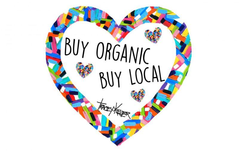 buy organic buy local
